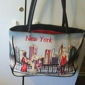 Vintage New york bag